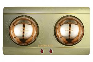 Đèn sưởi nhà tắm Sunhouse SHD3812 – 2 bóng